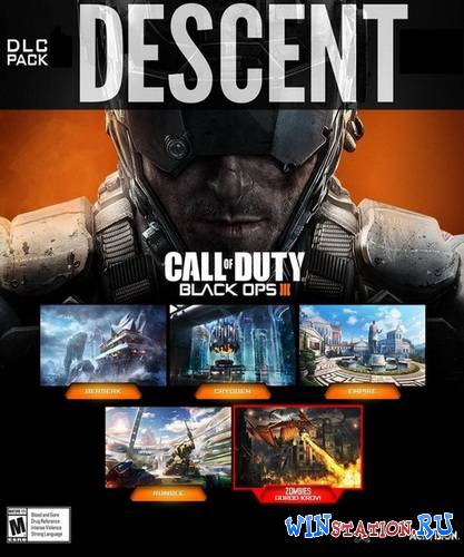 Скачать Call of Duty: Black Ops III - Descent DLC Pack: Gorod Krovi бесплатно