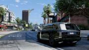 GTA 5 Redux геймплей