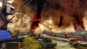 Gearguns Tank offensive геймплей