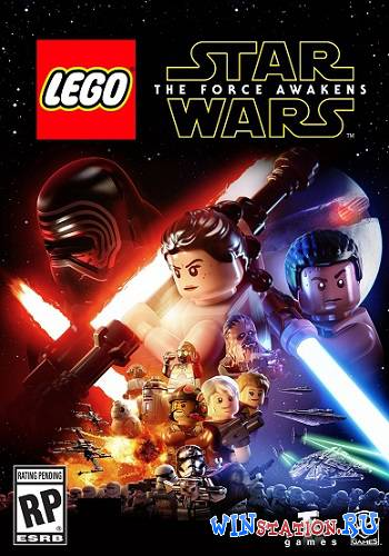 Скачать LEGO® STAR WARS: The Force Awakens бесплатно