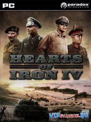Hearts of Iron IV (2016/PC/Rus|Eng/Repack от GAMER)