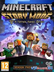 Minecraft: Story Mode (2016/PC/RUS/ENG/Repack)