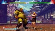 Street Fighter 5 геймплей