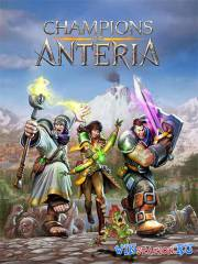 Champions of Anteria (2016/PC/Rus|Eng/Repack by FitGirl)