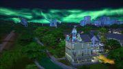 Городок Фоготн Холлоу в игры Симс 4 Вампиры