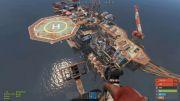 Захват нефтяной станции в игре Rust