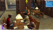 Скриншот библиотеке в дополнении