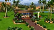 Маленький домик в The Sims 4: Tiny Living