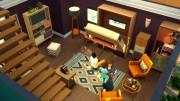 Подъемная кровать Мерфи появилась в расширении Симс 4 Компактная Жизнь