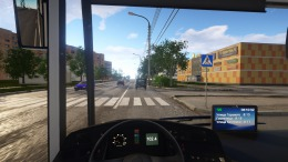 Геймплей Bus Driver Simulator 2019