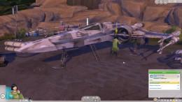 Космический корабль для Путешествия на Батуу