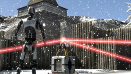 Геймплей The Talos Principle