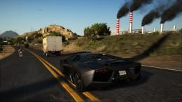Автомобиль из игры ГТА 5