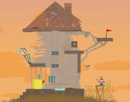 Ultimate Chicken Horse на PC