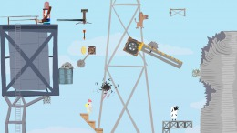 Ultimate Chicken Horse стрим