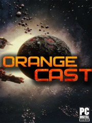 Orange Cast: Sci-Fi Space Action Game (PC)