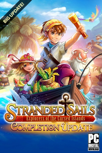 Stranded Sails - Explorers of the Cursed Islands скачать торрентом