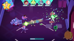 Игровой мир Steven Universe: Unleash the Light