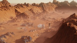 Surviving Mars стрим