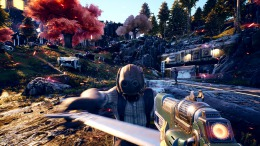 Игровой мир The Outer Worlds