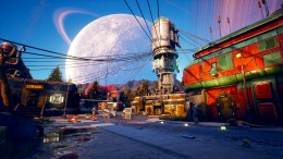 The Outer Worlds стрим