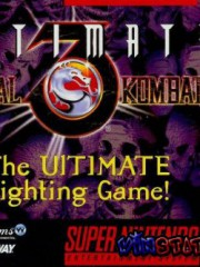 Ultimate Mortal Kombat 3 ��� SNES