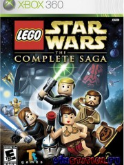 Lego Star Wars: The Complete Saga (Xbox360)