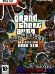 GTA: San Andreas - Resident Evil Dead AIM (PC)