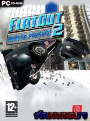 FlatOut2 - Winter Pursuit  (PC/RUS)