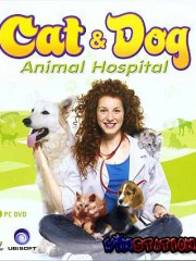 Cat & Dog. Animal hospital