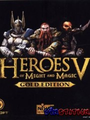Heroes of Might & Magic V Gold edition (PC/RUS)
