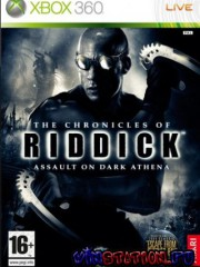 Chronicles of Riddick: Assault on Dark Athena (Xbox360)