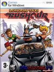 London Taxi Rushour  (PC/RUS)
