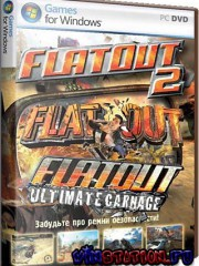 Anthology FlatOut! 3 in 1 (PC/RUS)