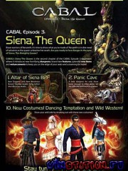 Cabal Online - Sienna The Queen (PC/RePack)