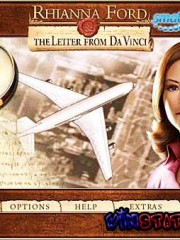 Rhianna Ford The Da Vinci Letter (PC)