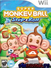 Super Monkey Ball: Step and Roll (Wii)