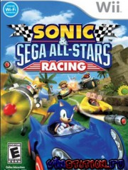 Sonic And Sega Allstars Racing (Wii)