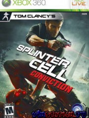 Tom Clancy`s Splinter Cell: Conviction (XBOX360)