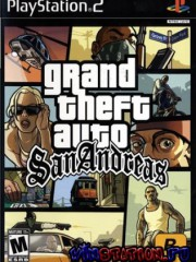 Grand Theft Auto: San Andreas (PS2/RUS)
