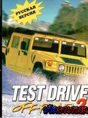 Test Drive Off-Road 2 (PSX/RUS)