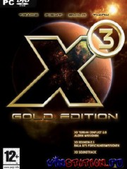 X3: Gold Edition (PC/RUS/RePack)