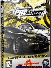 Need For Speed ProStreet Lan Edition (PC/RePack/RU)