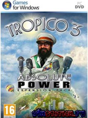 Tropico 3: Absolute Power / ������� 3: ���������� ������. ���������� (PC/20 ...