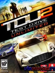 The beta of Test Drive Unlimited 2 (PC/2010)