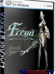 Lineage 2 The Chaotic Throne: Freya (PC/2010/RUS)