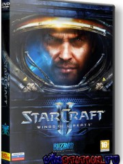 StarCraft II: Diamond Edition: New Multiplayer Cards [2010/RUS/PC]