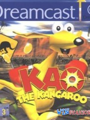 Kao the Kangaroo (Dreamcast/RUS)