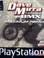 Dave Mirra Freestyle BMX (PSX/RUS)