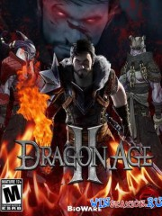 Dragon Age 2 [High Res Texture Pack + 20 DLC] (PC/RUS/Repack)
